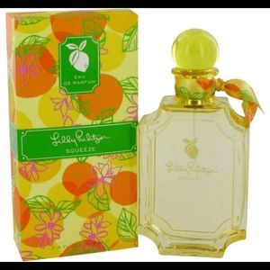 NWT Lilly Pulitzer Squeeze Perfume
